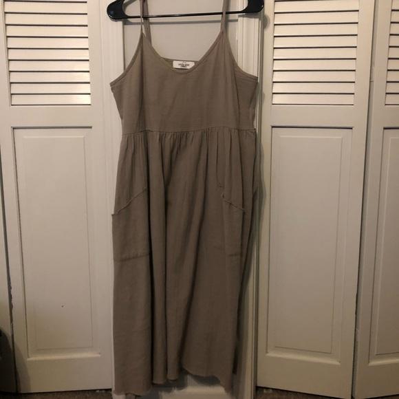 Carly Jean Los Angeles Dresses & Skirts - CJLA gray midi dress